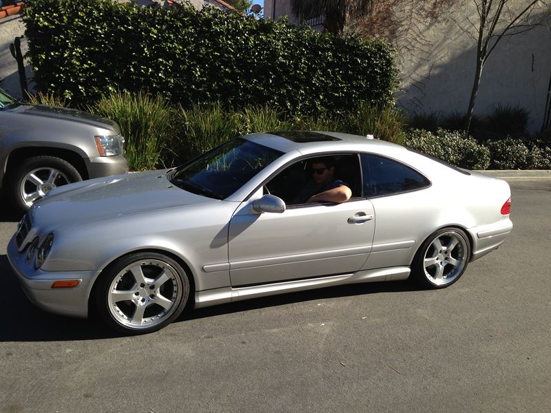 2001 mercedes benz clk class sale by owner in irvine ca 92697 for Mercedes benz used car locator