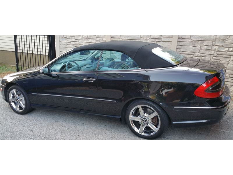 2004 mercedes benz clk class sale by owner in atlanta ga for Used mercedes benz convertible for sale by owner