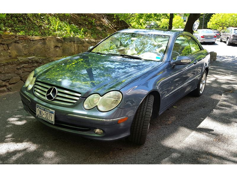 2005 mercedes benz clk class sale by owner in larchmont for Mercedes benz larchmont