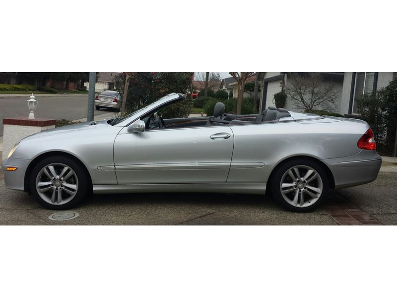 2008 mercedes benz clk class sale by owner in atwater ca for Mercedes benz clk500 for sale