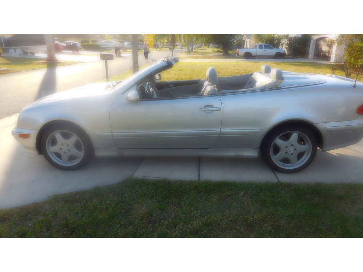 2003 mercedes benz clk class 320 by owner bonita springs for Mercedes benz bonita springs fl