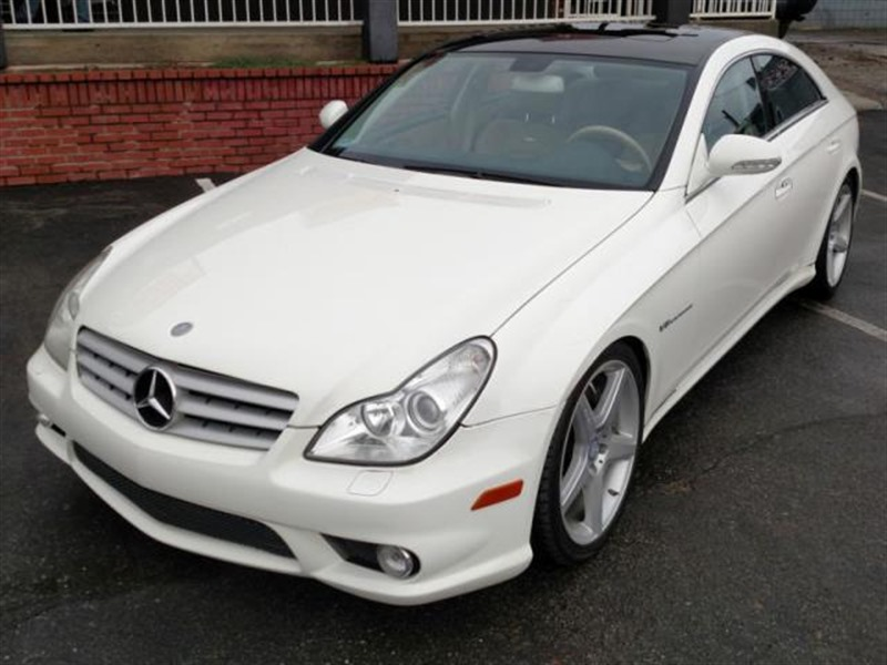 2006 mercedes benz cls class sale by owner in clayton ca for Mercedes benz cls sale