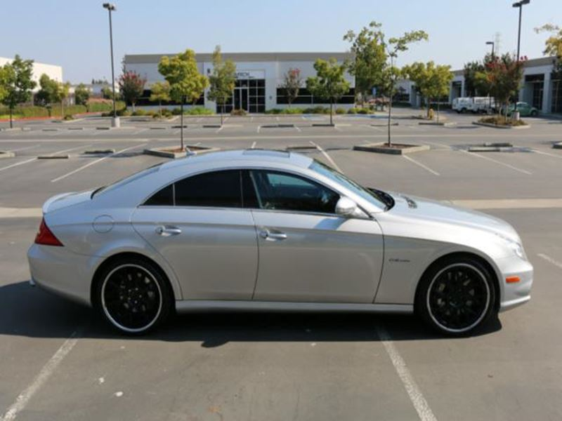 2007 mercedes benz cls class sale by owner in salida ca 95368