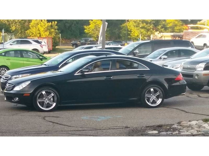 2008 mercedes benz cls class sale by owner in rochester for Mercedes benz used car locator