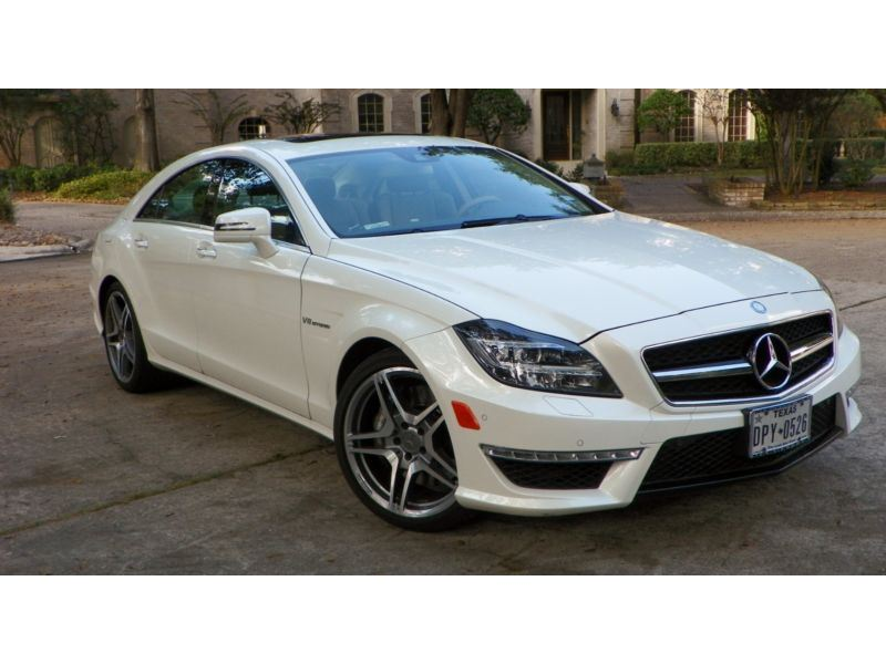 2012 mercedes benz cls class sale by owner in san antonio for Used mercedes benz in san antonio