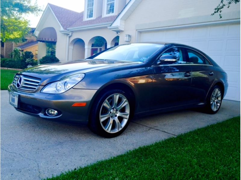2006 mercedes benz cls500 private car sale in gretna la for Mercedes benz used car locator
