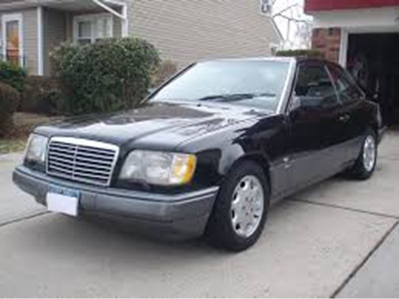 1994 mercedes benz e class sale by owner in washington dc for 1994 mercedes benz e class