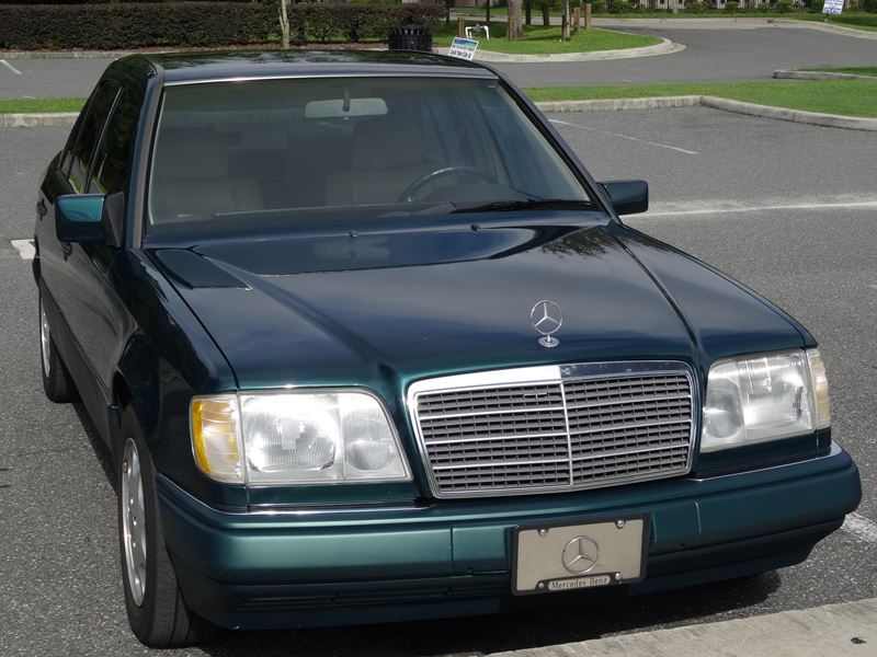 1995 mercedes benz e class for sale by private owner in for Mercedes benz gainesville fl