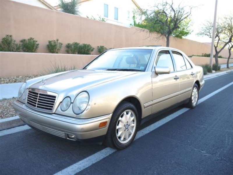 1999 Mercedes-Benz E-class For Sale By Owner In Reno, NV 89557