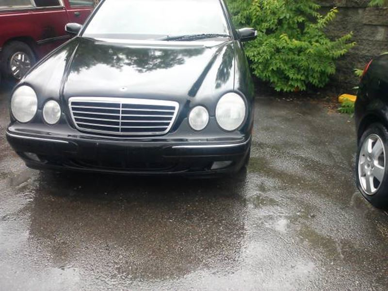 2000 mercedes benz e class sale by owner in nashville tn for Nashville mercedes benz used cars