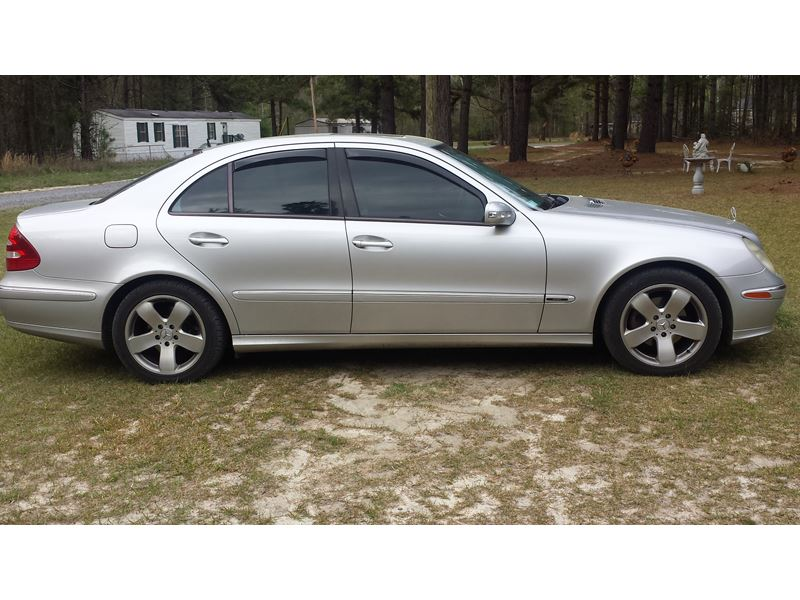 2003 mercedes benz e class for sale by owner in salters for Mercedes benz e350 for sale by owner