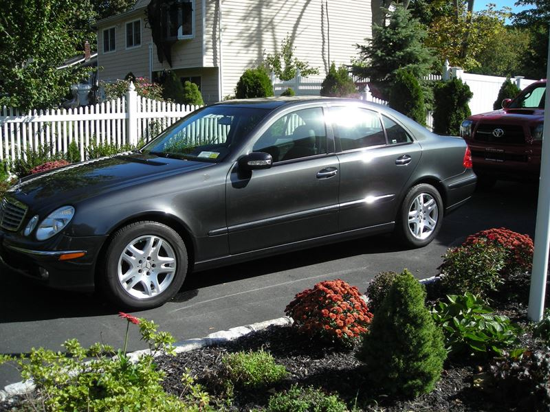 2004 mercedes benz e class for sale by owner in new york for For sale by owner mercedes benz