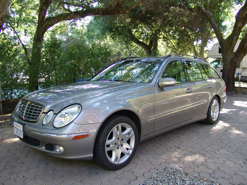 2004 mercedes benz e class sale by owner in los angeles for Mercedes benz for sale los angeles