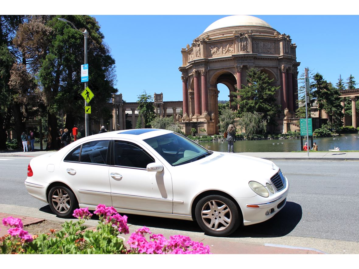 2004 mercedes benz e class by owner in san francisco ca 94199 for Mercedes benz in san francisco