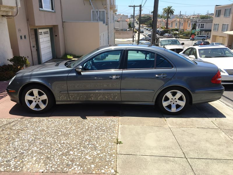 2006 Mercedes-Benz E-Class for sale by owner in SAN FRANCISCO