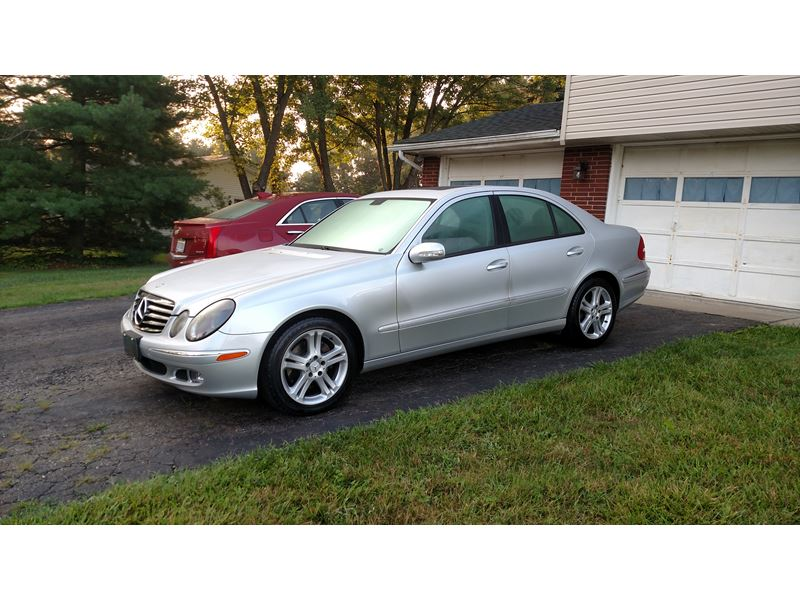 2006 mercedes benz e class sale by owner in alliance oh 44601 for Used mercedes benz for sale in ohio