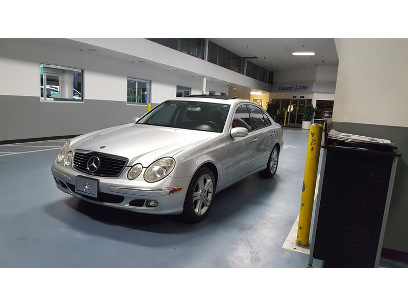 2006 mercedes benz e class sale by owner in los angeles for Mercedes benz for sale los angeles
