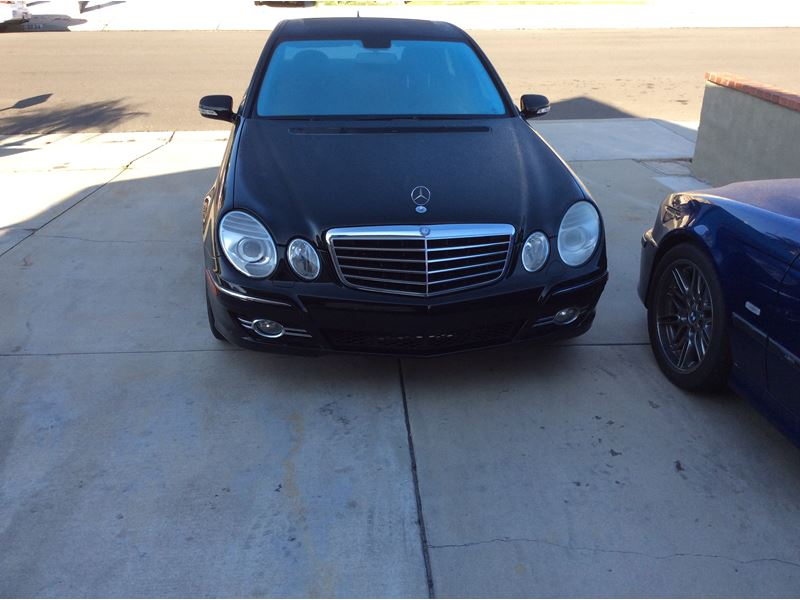 2007 mercedes benz e class for sale by owner in ontario