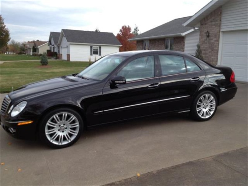 2008 mercedes benz e class for sale by owner in ogden ia