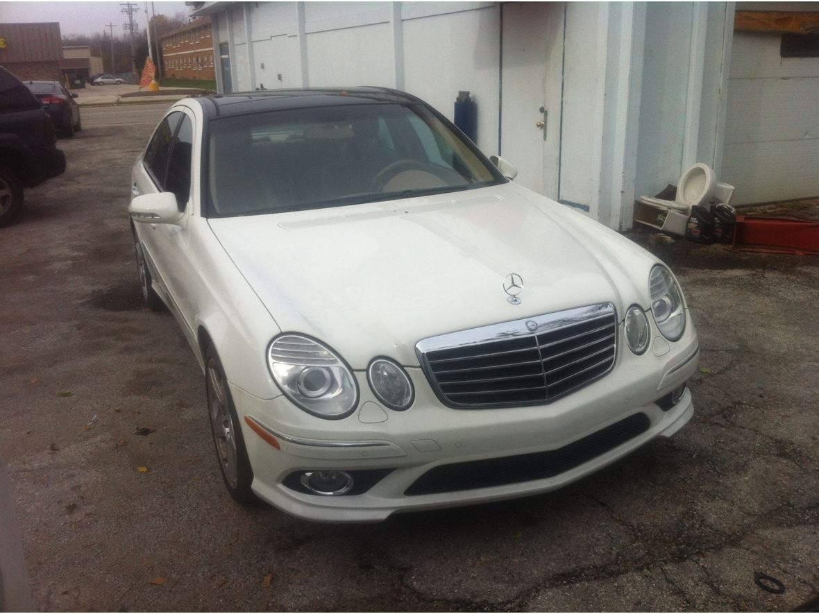 2009 mercedes benz e class for sale by owner in cudahy wi for Mercedes benz 2009 for sale