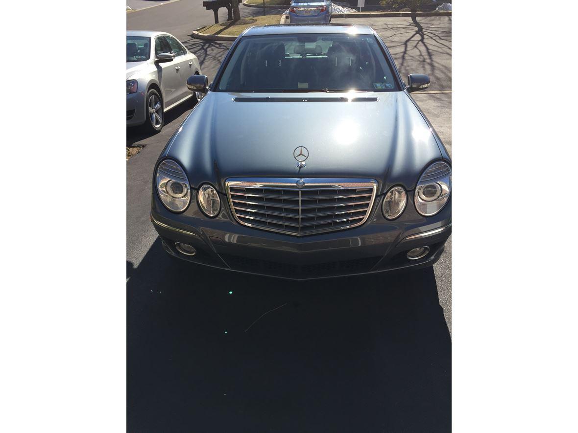 2009 mercedes benz e class private car sale in ambler for Mercedes benz for sale in pa