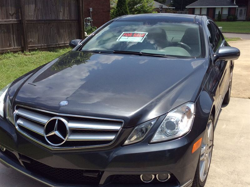 2010 mercedes benz e class private car sale in mobile al 36670. Black Bedroom Furniture Sets. Home Design Ideas