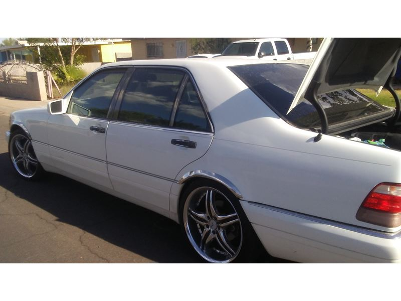 1997 mercedes benz e420 for sale by owner in phoenix az 85096 for Used mercedes benz phoenix