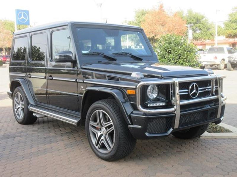 2016 mercedes benz g class amg g63 sale by owner in dallas for Mercedes benz dallas for sale
