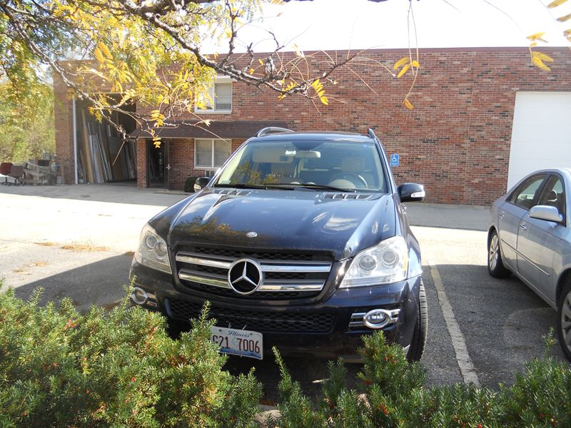 2007 mercedes benz gl class by owner in saint charles il for 2007 mercedes benz gl class for sale
