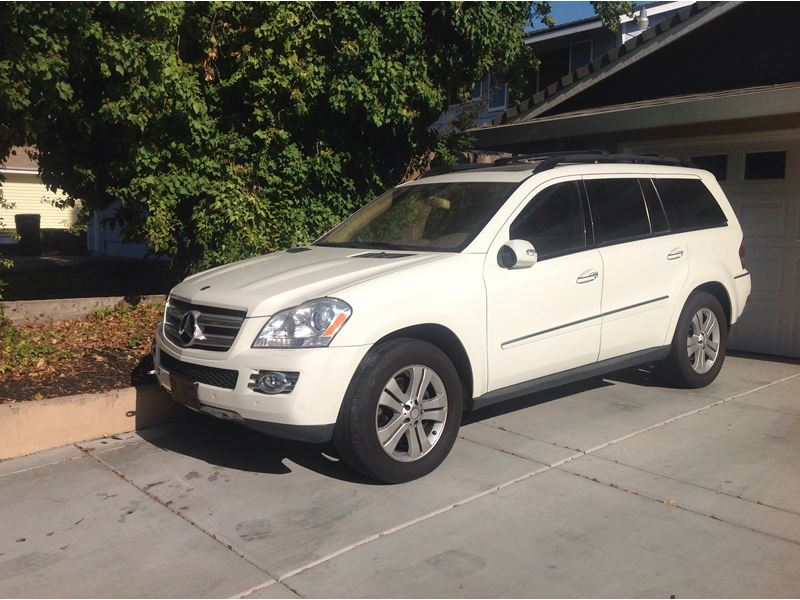 2008 mercedes benz gl class by owner in north highlands for Mercedes benz gl class 2008 for sale