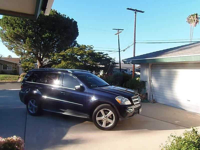 2009 mercedes benz gl class 4 matic by owner northridge for 2009 mercedes benz gl class