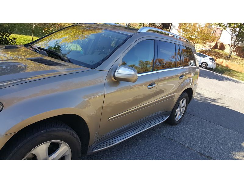 2010 mercedes benz gl class by owner in capitol heights for Mercedes benz for sale in md