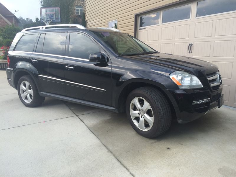 2012 mercedes benz gl class sale by owner in asheville nc
