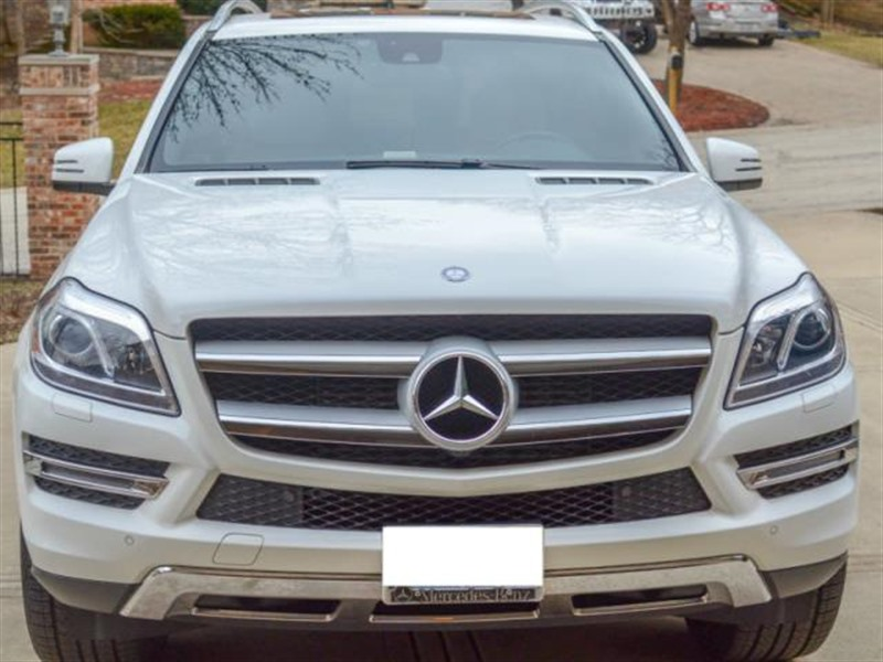 2014 mercedes benz gl class sale by owner in chicago il 60642 for 2014 mercedes benz gl450 for sale