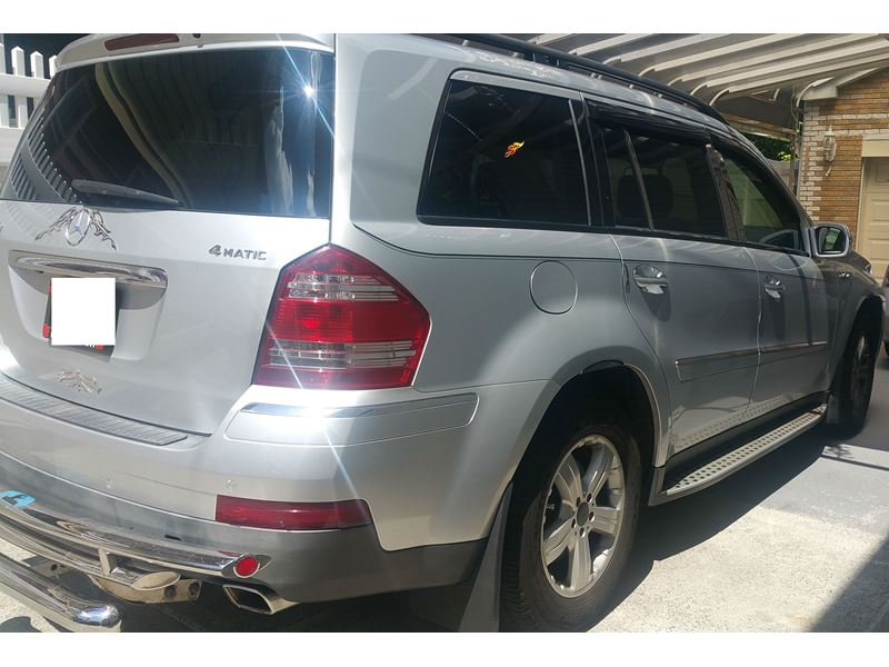 2008 mercedes benz gl class 450 sale by owner in jamaica