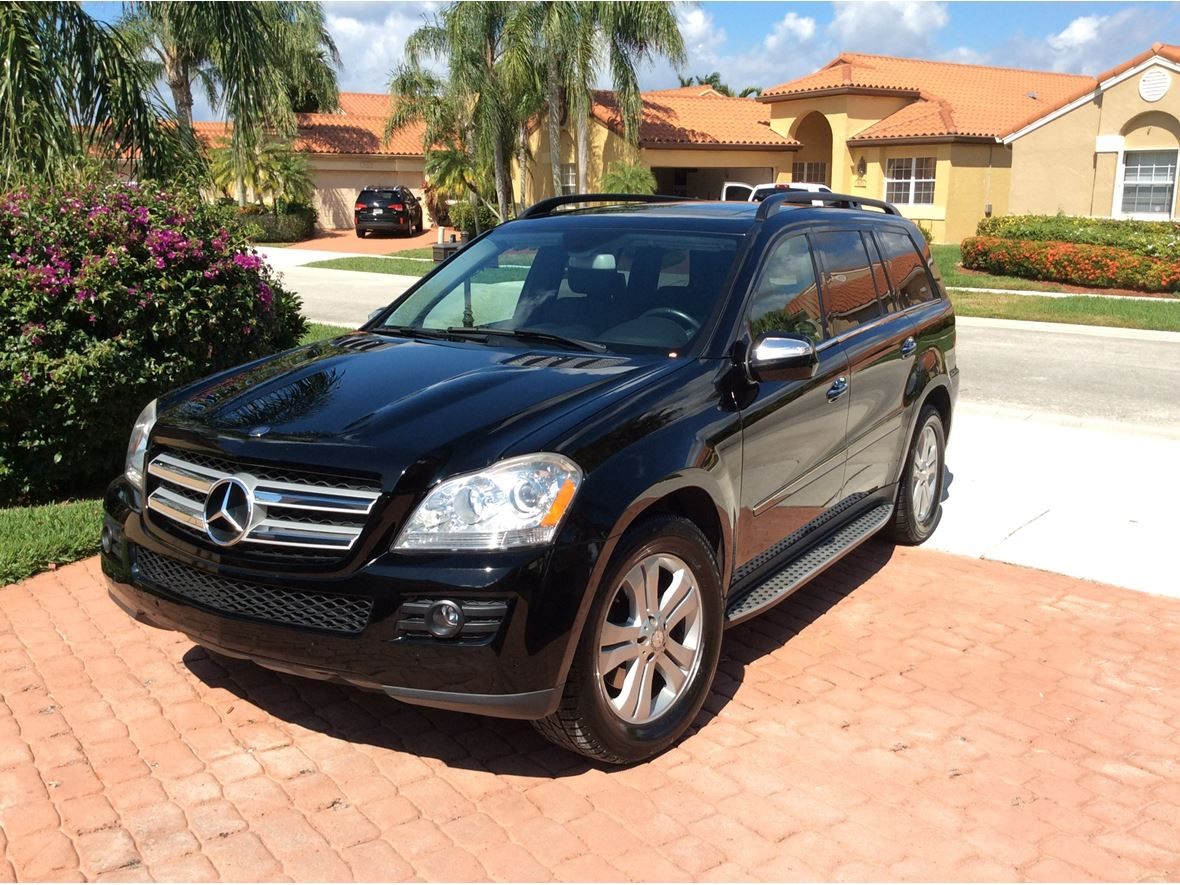 2009 mercedes benz gl class gl450 by owner in boca raton fl 33499. Black Bedroom Furniture Sets. Home Design Ideas