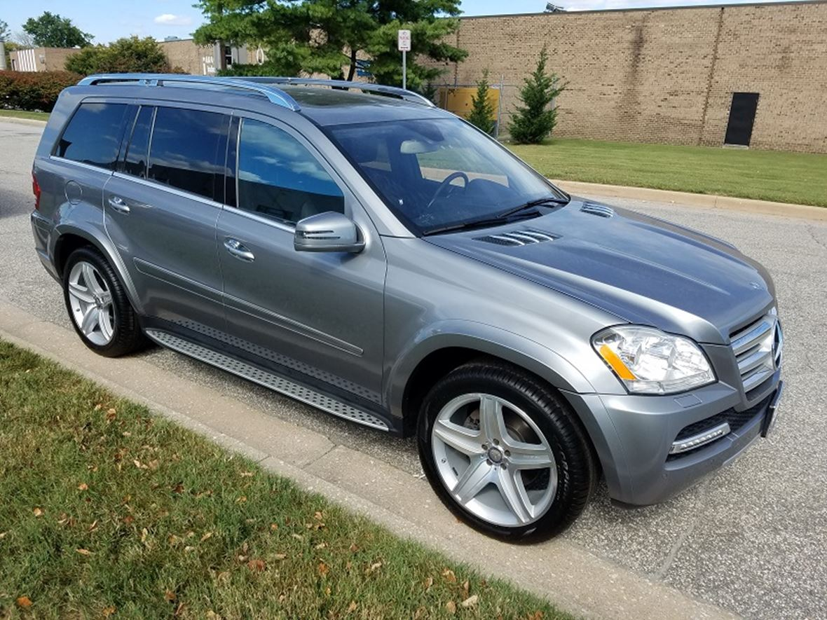 2011 Mercedes-Benz GL550 for sale by owner in Cockeysville