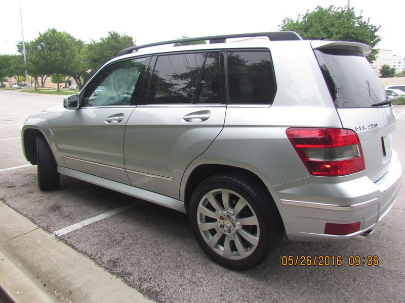 2010 Mercedes Benz Glk Class Sale By Owner In Austin Tx 78785