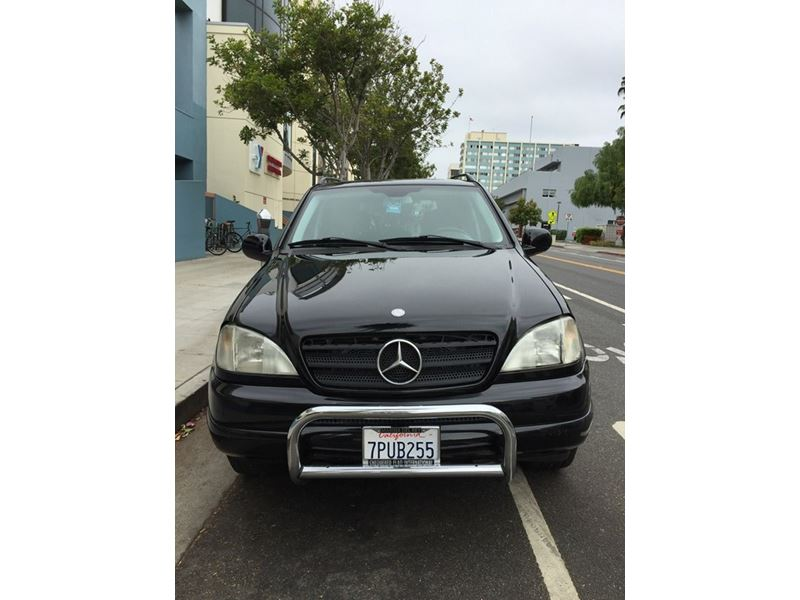 2001 mercedes benz m class sale by owner in santa monica for Mercedes benz of santa monica