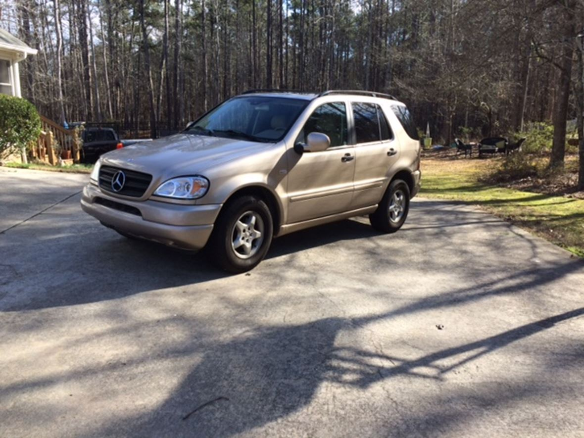 2001 mercedes benz m class sale by owner in fayetteville