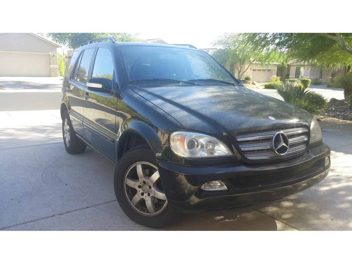 2003 Mercedes-Benz M-Class for sale by owner in Phoenix