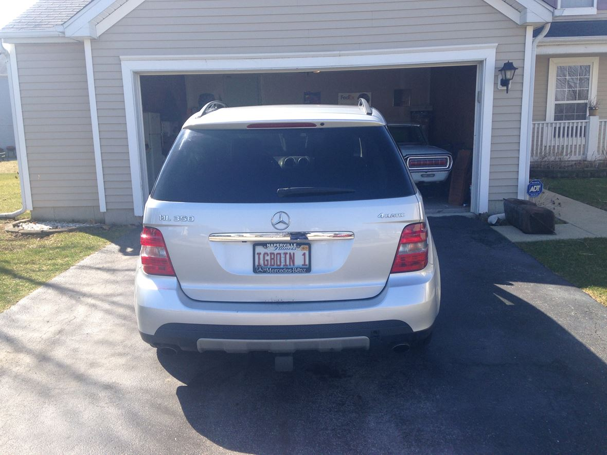 2007 mercedes benz m class for sale by owner in joliet il for 2007 mercedes benz ml350 for sale