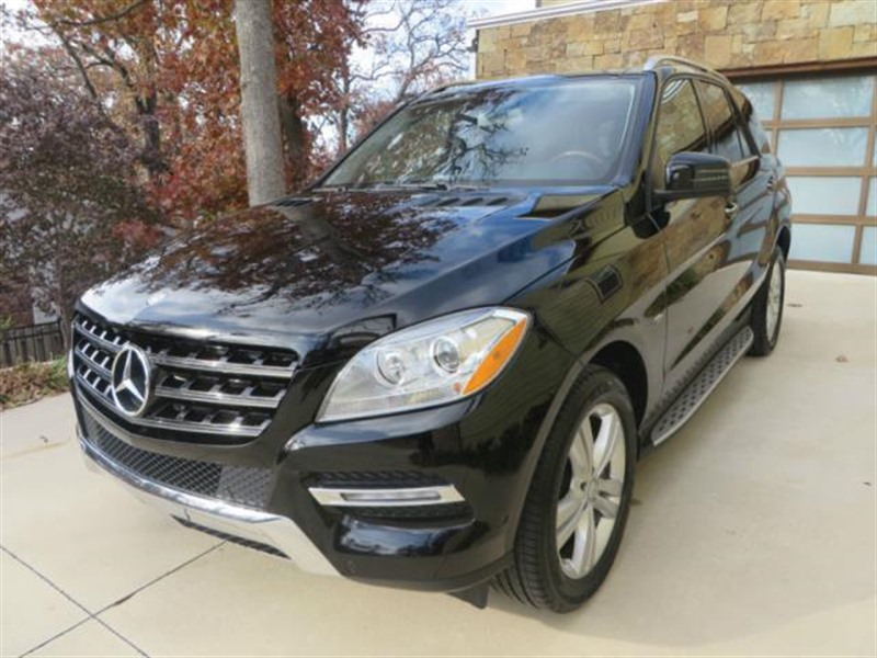 2012 mercedes benz m 350 bluetec by owner jacksonville ar