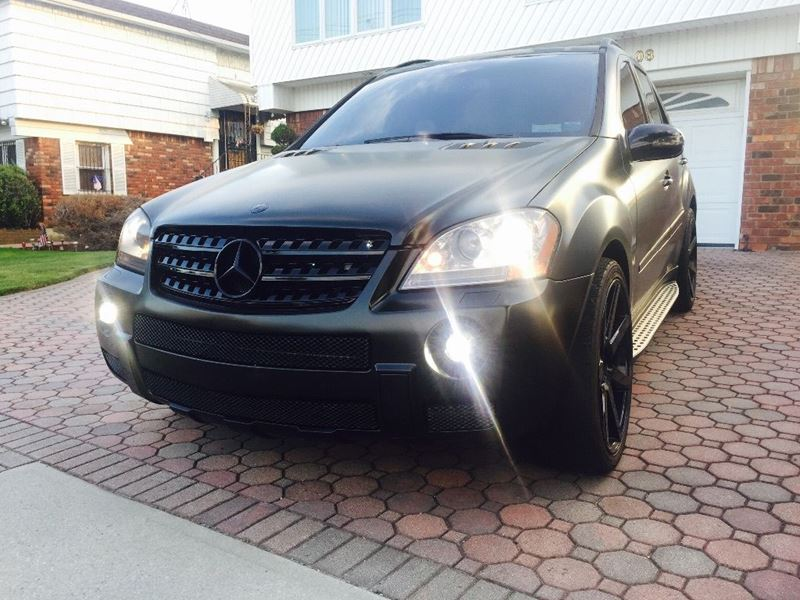 2006 mercedes benz m class ml 500 by owner in dallas tx 75234 for Mercedes benz for sale in dallas tx