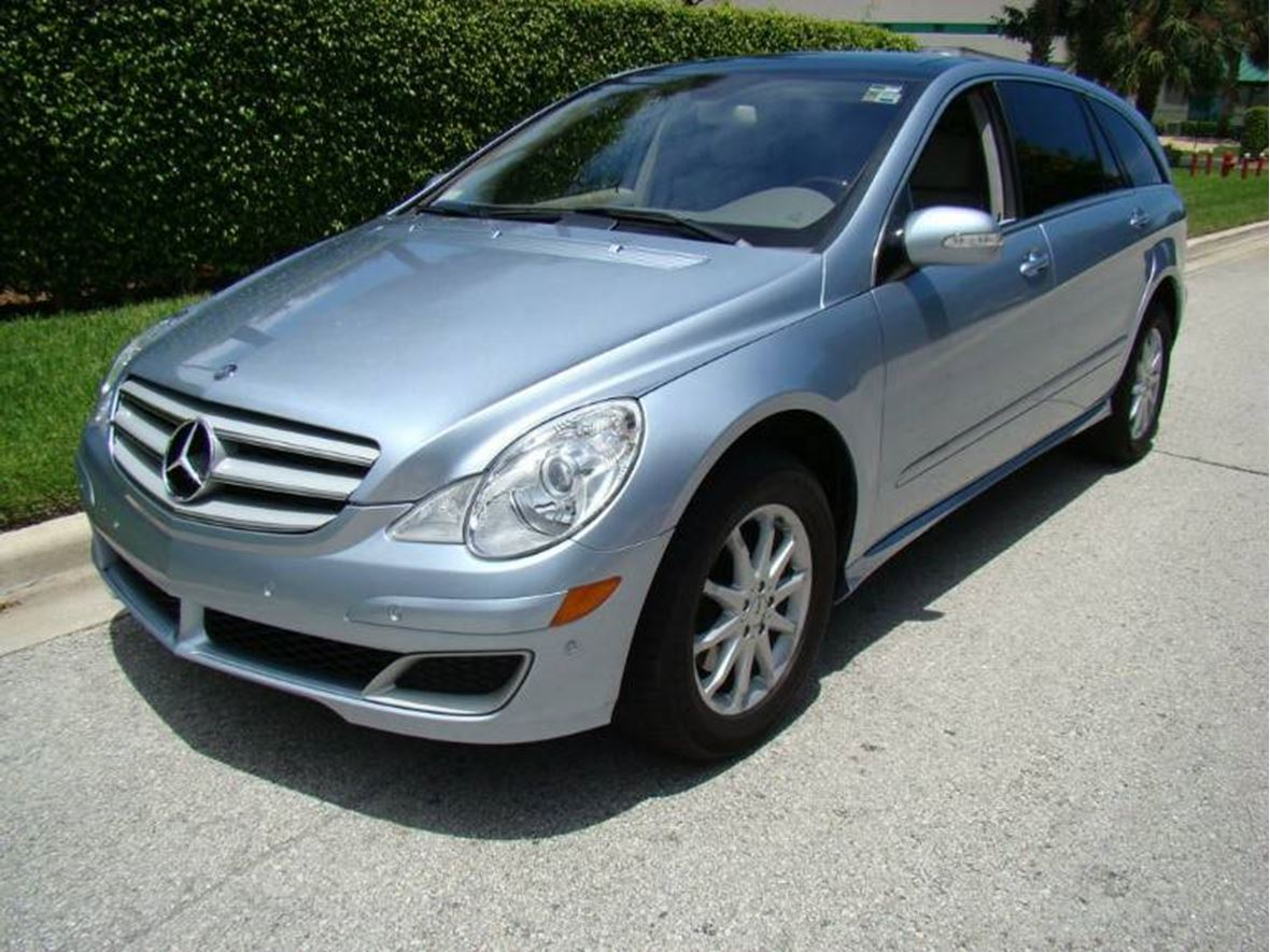 2007 mercedes benz r class for sale by owner in duluth ga