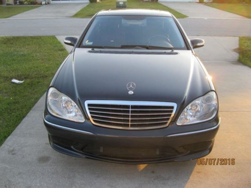 2003 mercedes benz s 250 sale by owner in brooksville fl for Mercedes benz used cars for sale by owner