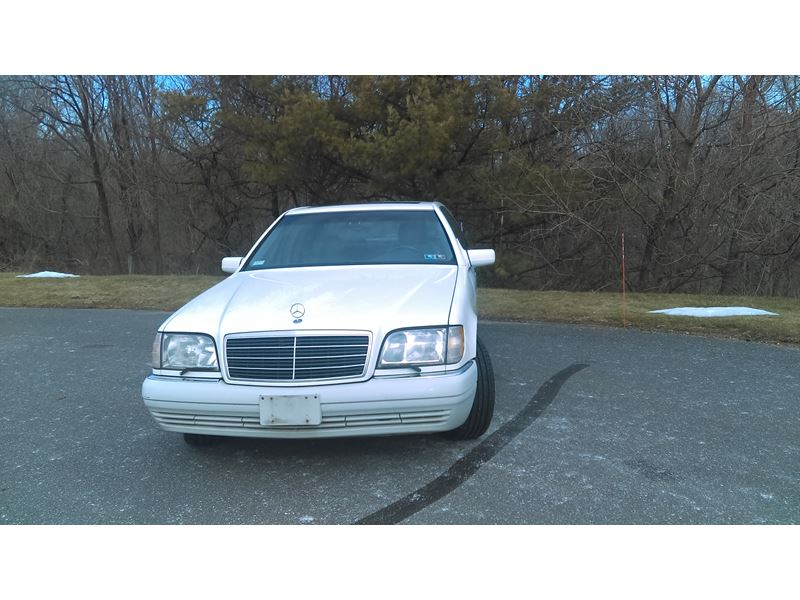 1996 mercedes benz s class sale by owner in morgantown pa for Mercedes benz s550 for sale by owner