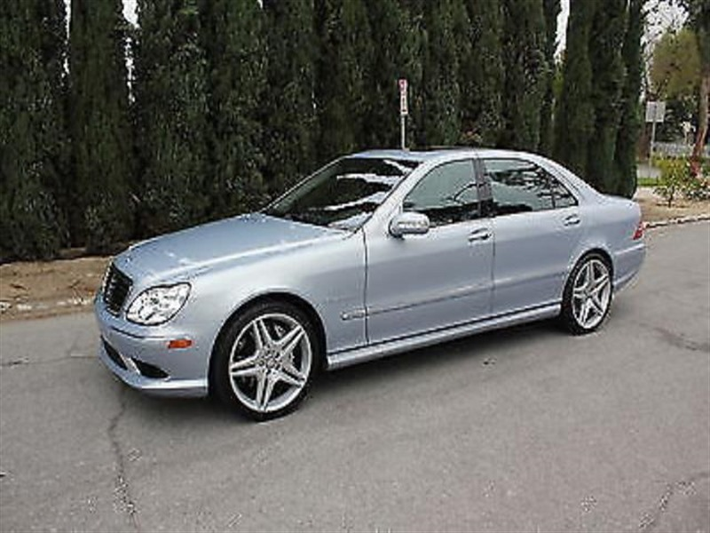 2003 mercedes benz s class private car sale in fresno for Mercedes benz owners