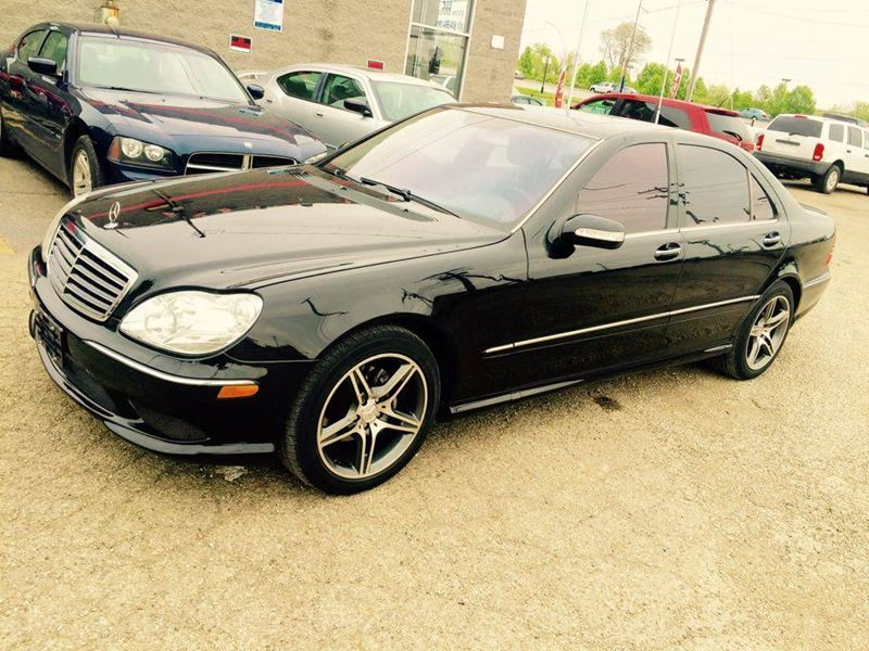 2006 mercedes benz s class sale by owner in reynoldsburg
