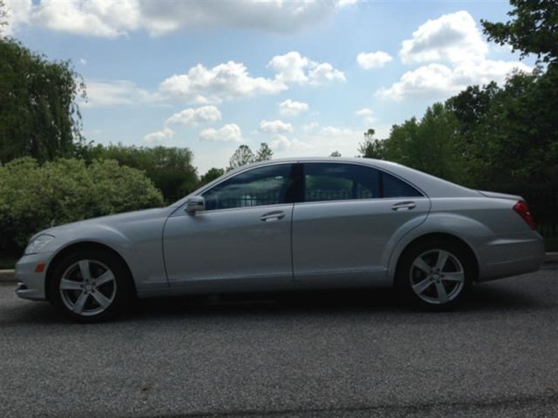 2011 mercedes benz s class for sale by owner in hurlock